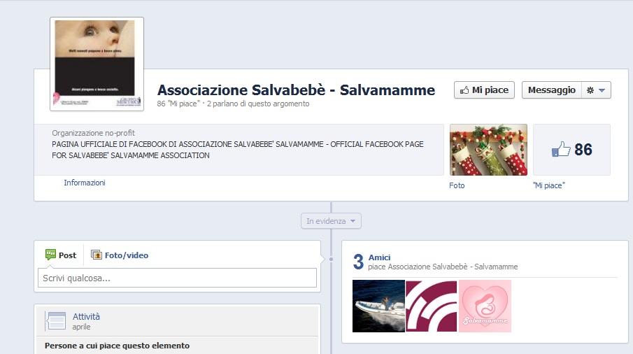 Salvamamme Facebook